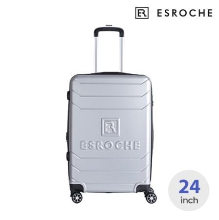 [ESROCHE] 에스로체 화물용 24인치 ABS 캐리어_ER-CSM5_24_실버