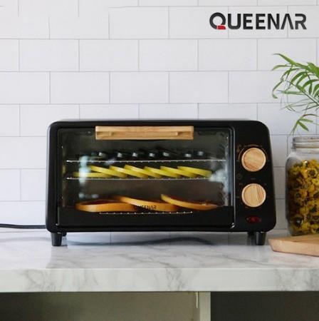 [QUEENAR] 퀸나 에어플로우 식품건조기_QMFD-7000B_블랙