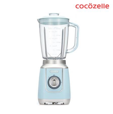 [cocozelle] 코코젤리 홈스마트 큐브 믹서기 파스텔_HS-9207_블루