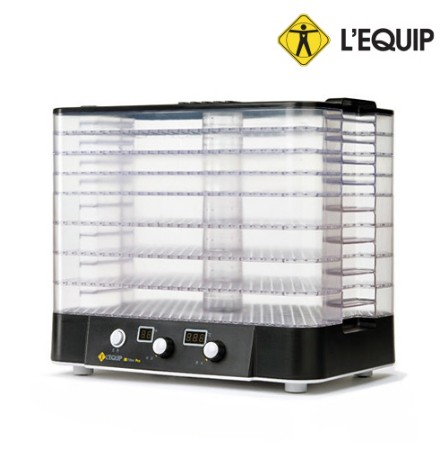 [L'Equip] 리큅 8단 식품건조기(하이4+일반4)_LD-918TH