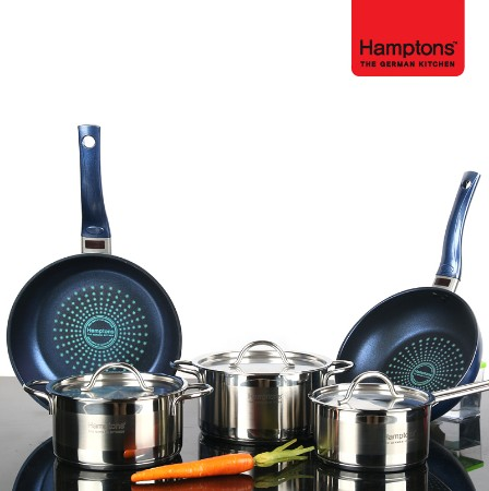 [Hamptons] 햄튼 소노(SOGNO) 인덕션 냄비세트(8P)_HTS-16S18P20P26F24W