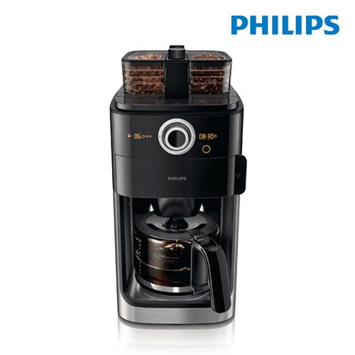 [PHILIPS] 필립스 Grind&Brew 커피메이커_HD7762/00