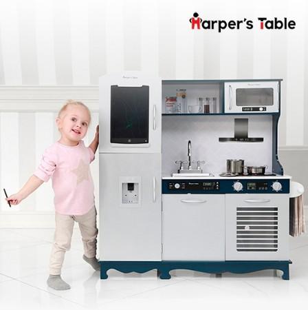 [Harper's Table] 하퍼스테이블 NEW 주방놀이_네이비