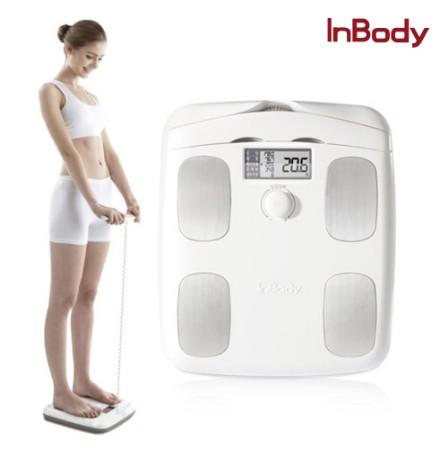 [InBody] 인바디 체지방 측정 스마트 체중계 다이얼_H20B