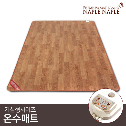 [NAPLE NAPLE] 나플나플 현대골드륨 온수거실 온수매트(183x230)