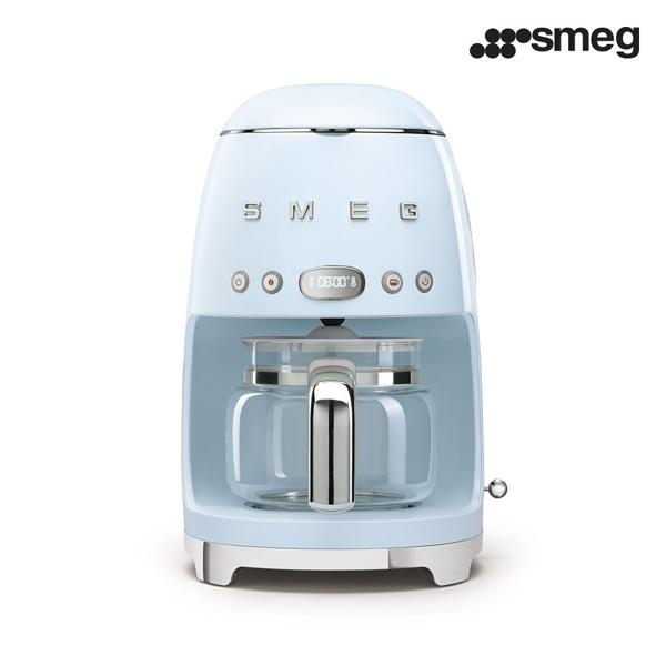 [smeg] 스메그 드립 커피머신_DCF02PBEU_블루