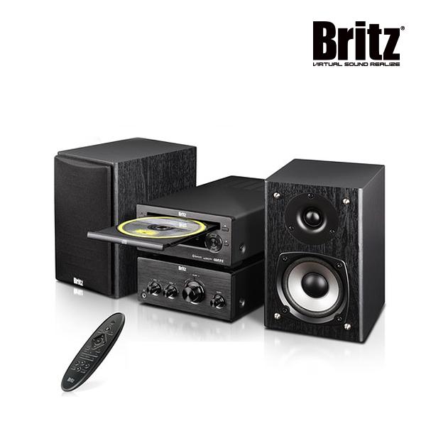 [Britz] 브리츠 멀티 블루투스 미니 컴포넌트 오디오_BZ-MC1584B